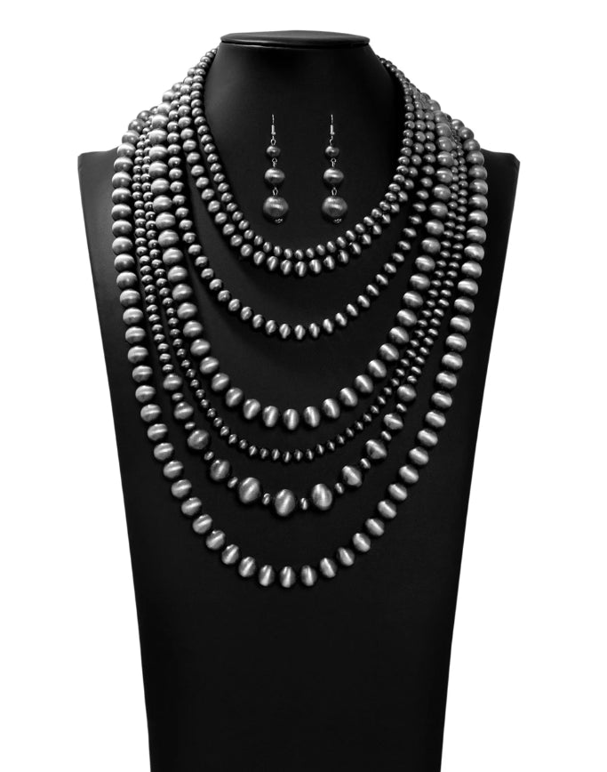 "Paparazzi Accessories - Paparazzi ""Instinct"" - Fashion Fix - Long Necklace"