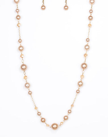 Paparazzi Accessories - Make Your Own LUXE - Gold - Necklaces