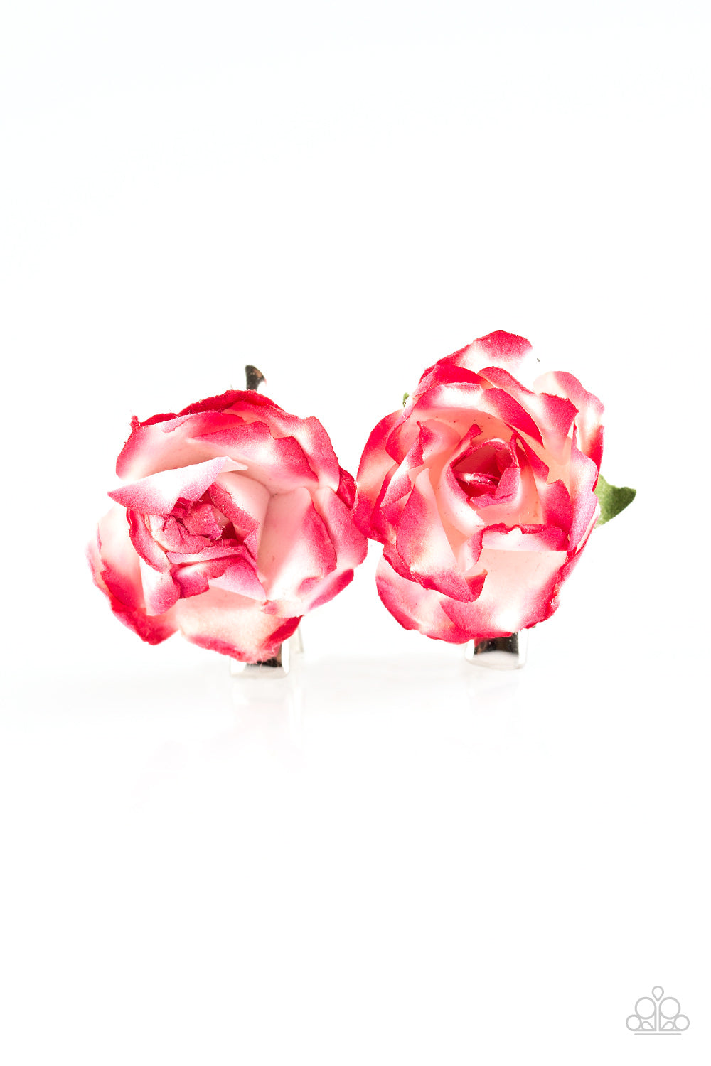 Paparazzi Accessories - Paparazzi Hair Accessories - Springtime Orchards - Red - Hair Accessories