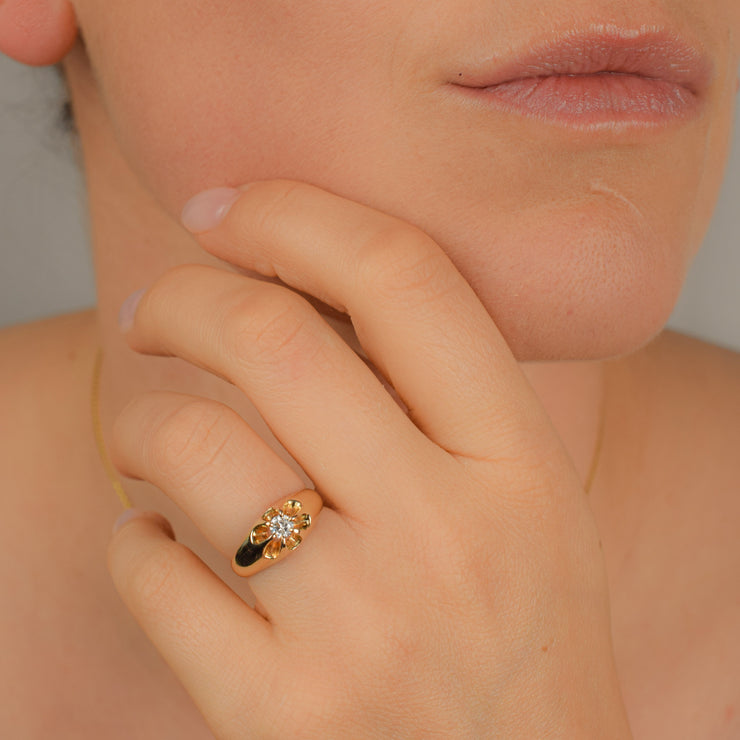 antique belcher set diamond ring, folklor, canada