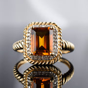 Vintage David Yurman Style Ring