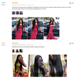Peruvian Straight Hair Weaves Human Hair Bundles 100% Unprocessed Virgin Hair Extensions Nature Color
