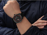 Men Military Sports Watches Men's Quartz Date Clock