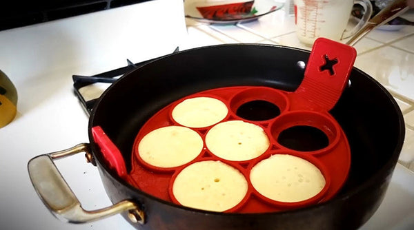 Flippin Fantastic Fast Easy Way to Make Perfect Cooking Pancakes