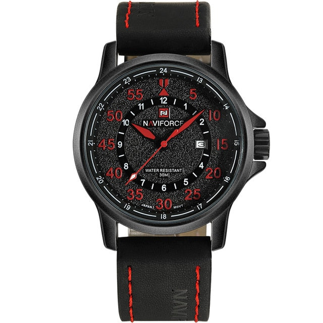 Men Sports Waterproof Watches Men's Quartz