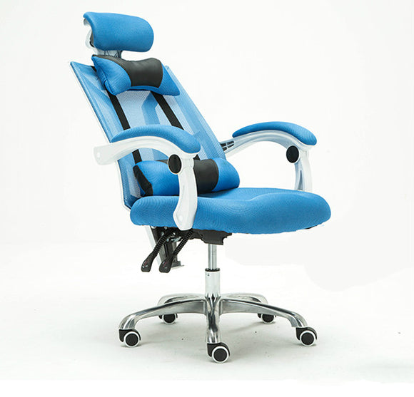 Ergonomic Executive Office Chair Conference Reclining Swivel Computer Chair Lying Lifting Adjustable