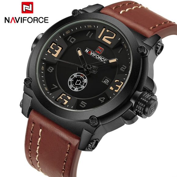 Men Sports Watches 30M Waterproof Quartz