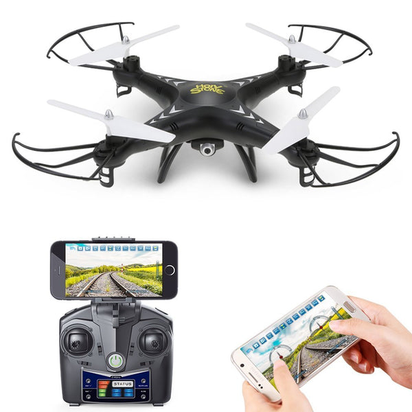 HS110 FPV RC Drone with Camera 720P HD Live Video