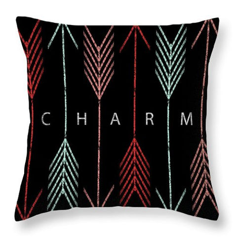 Cupid's Arrows I Throw Pillow
