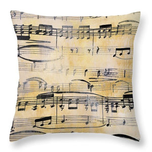 Amore In F Major Throw Pillow