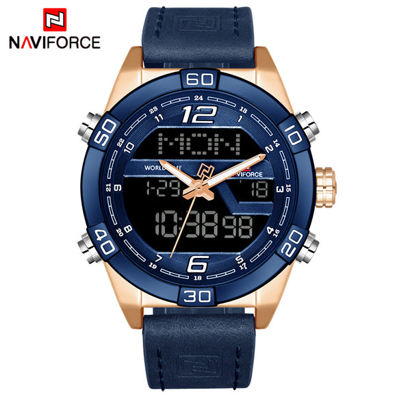 Men Military Sport Watches Men's Waterproof Quartz Wrist Watch
