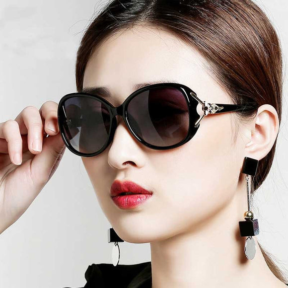 High Quality Retro Gradient Mirror Glasses Vintage Shades