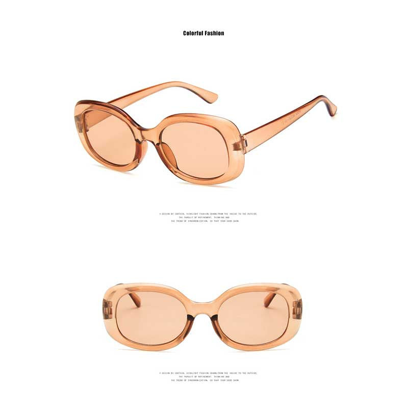 Oversized Sunglasses Men Women Brand Designer Fashion Vintage