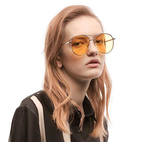 Sunglasses Women Retro Oval
