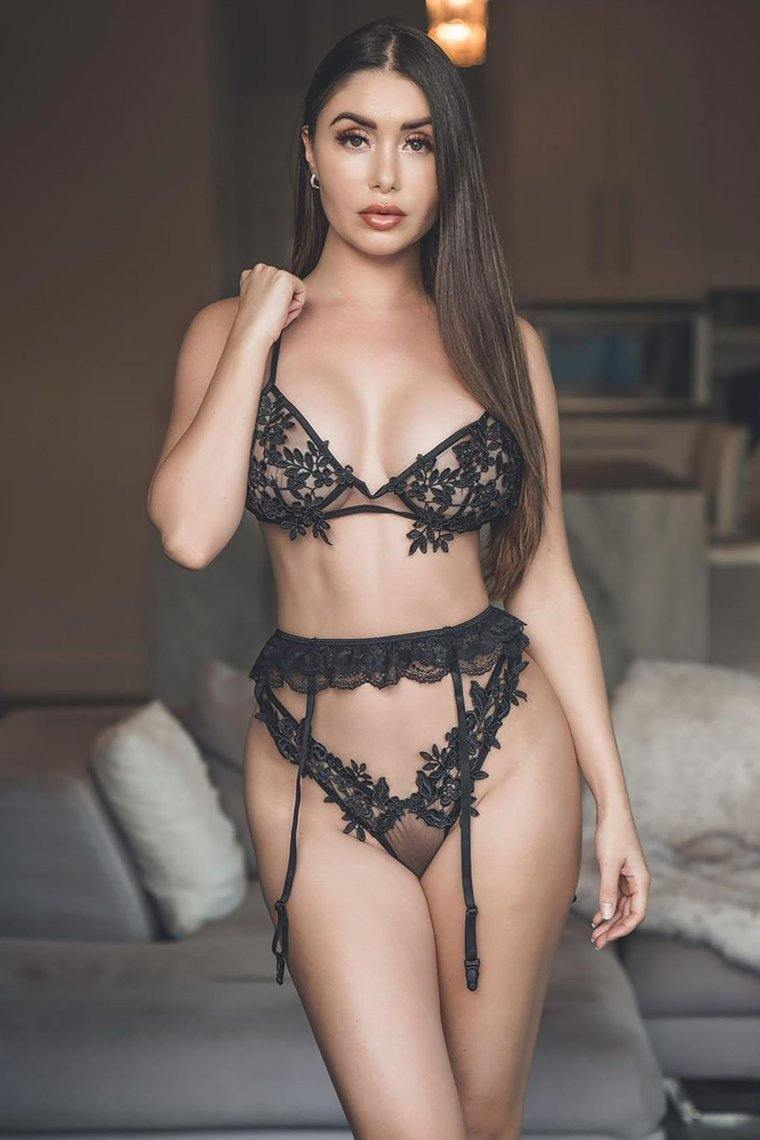 Hopeless Romantic Lingerie Set