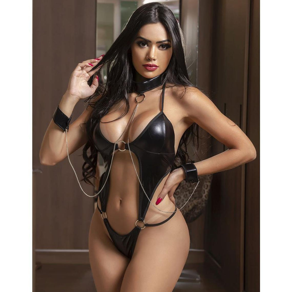 Maxa Bodysuit with Restraints