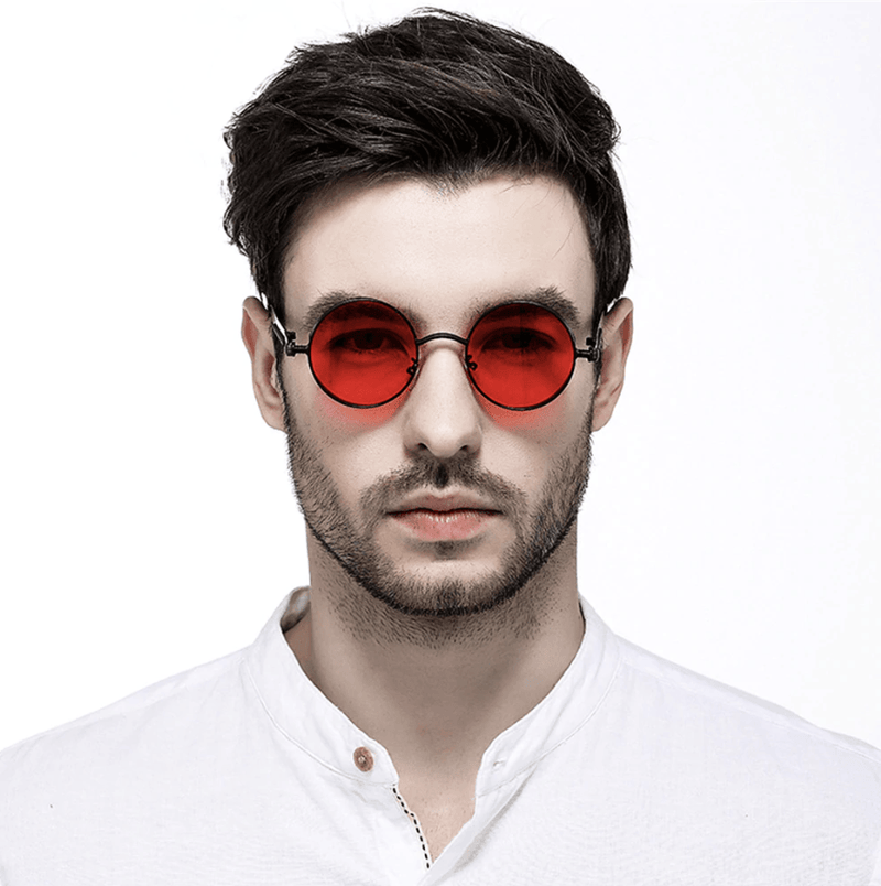 Mad Max Sunglasses - Red