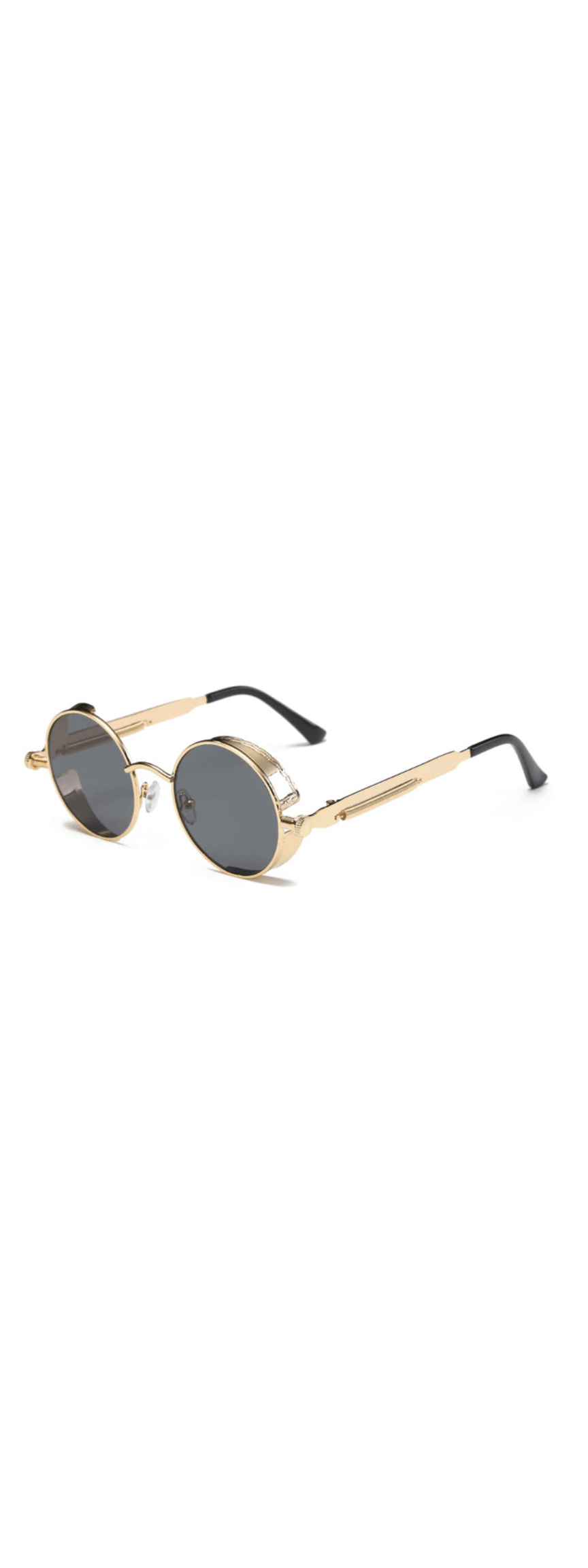 Mad Max Sunglasses - Gold