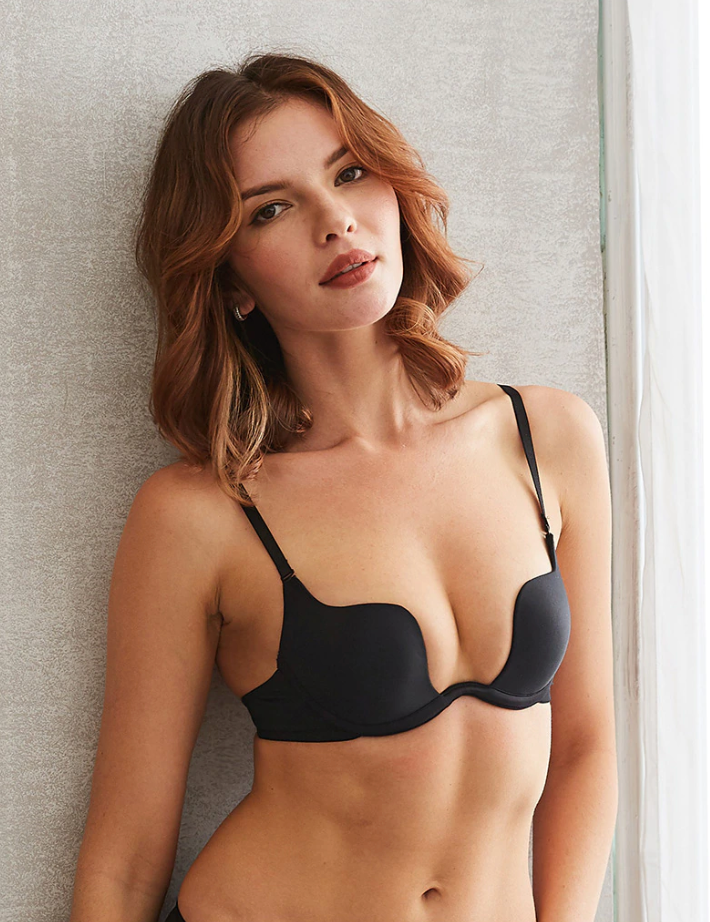 Plush Push Up Bra