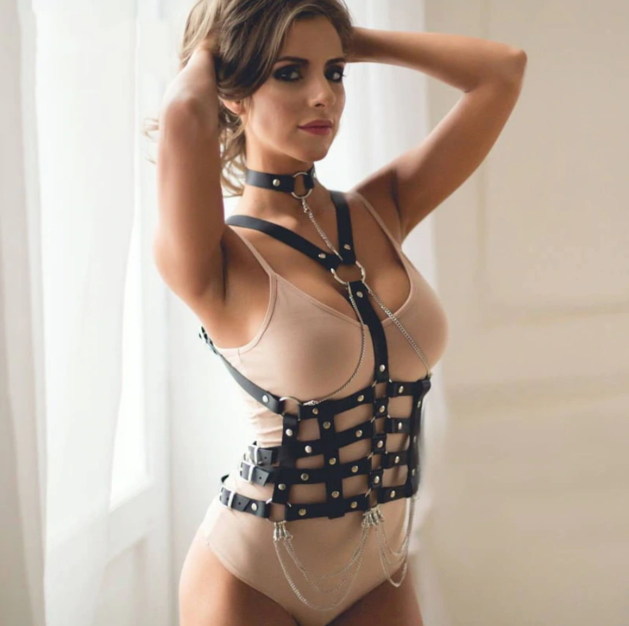 Desire Body Harness
