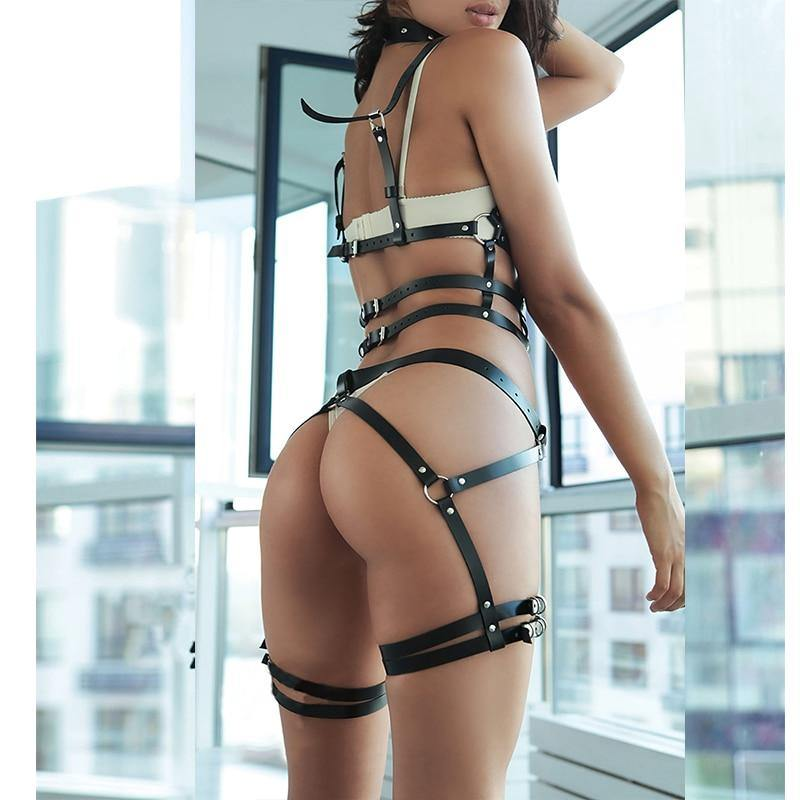 Worship Suspender Harness