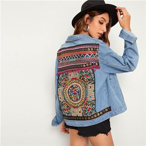 Mekka Denim Jacket