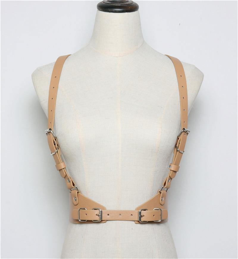 Strapped Harness