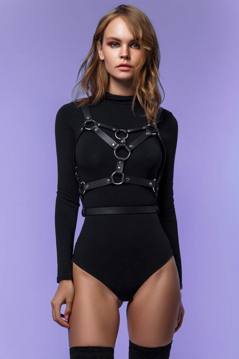 Cage Body Harness