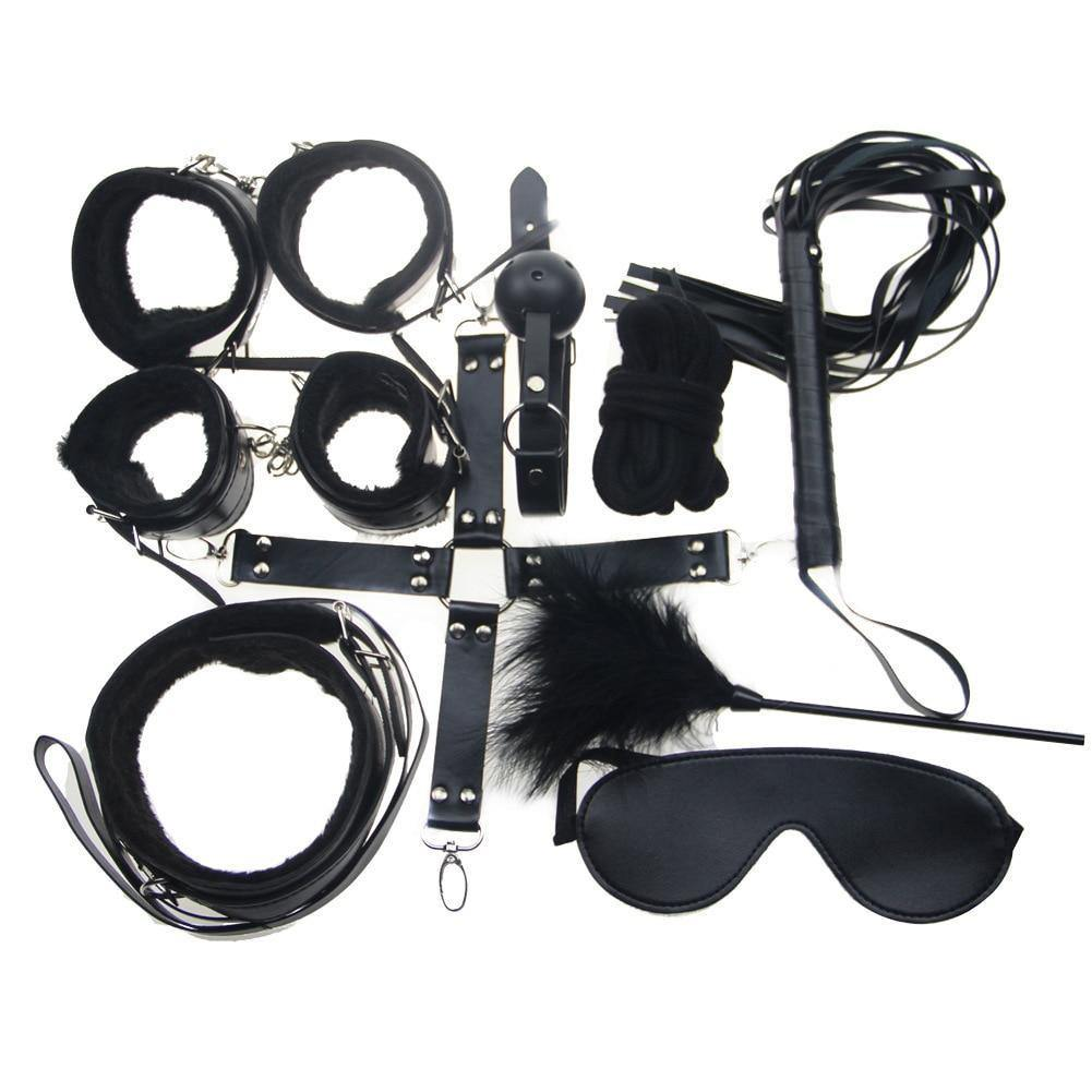10-Piece Sex Toy Kit