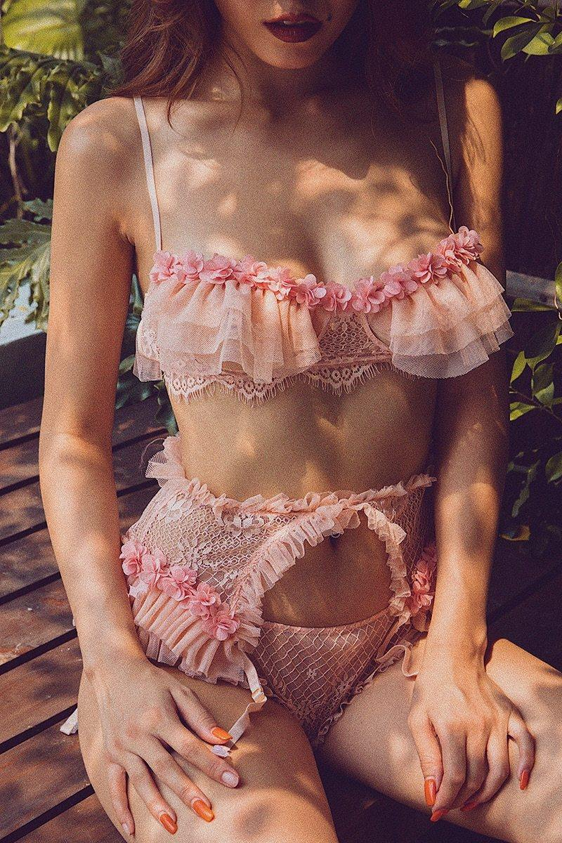 Lolita Three-Piece Set