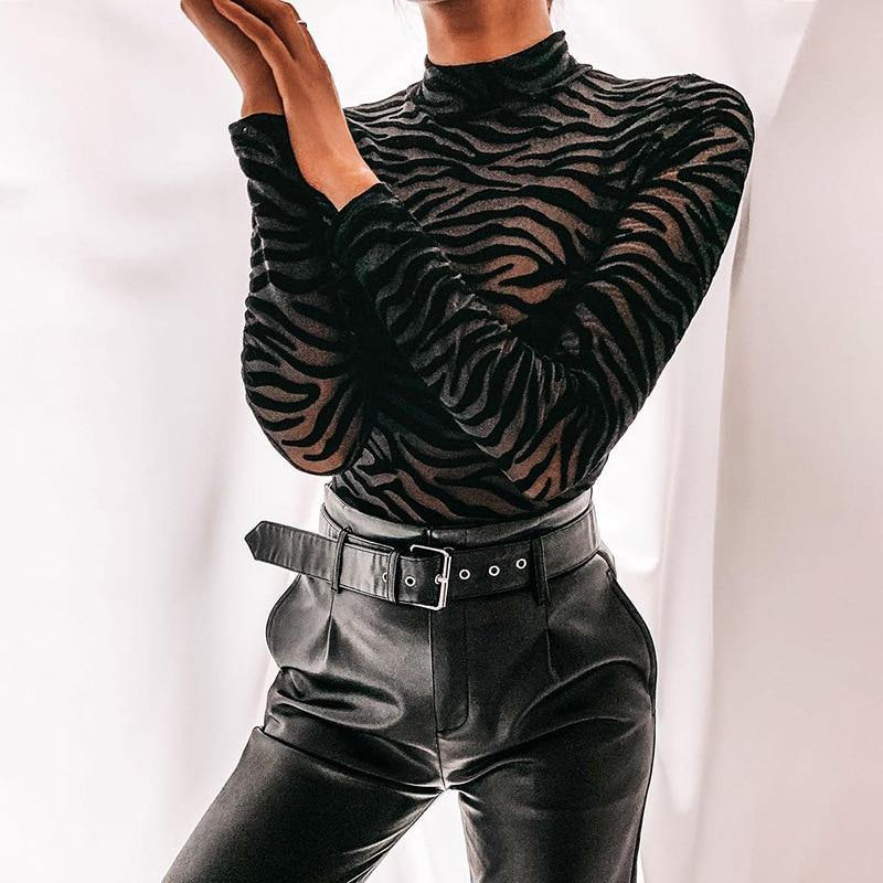 Black Tiger Bodysuit