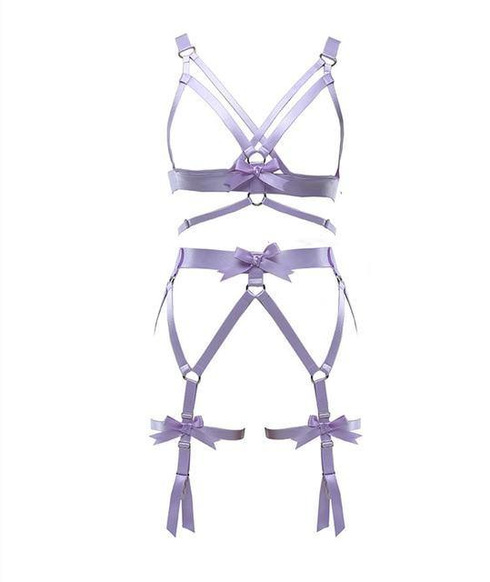 Lolita Two-Piece Harness Set