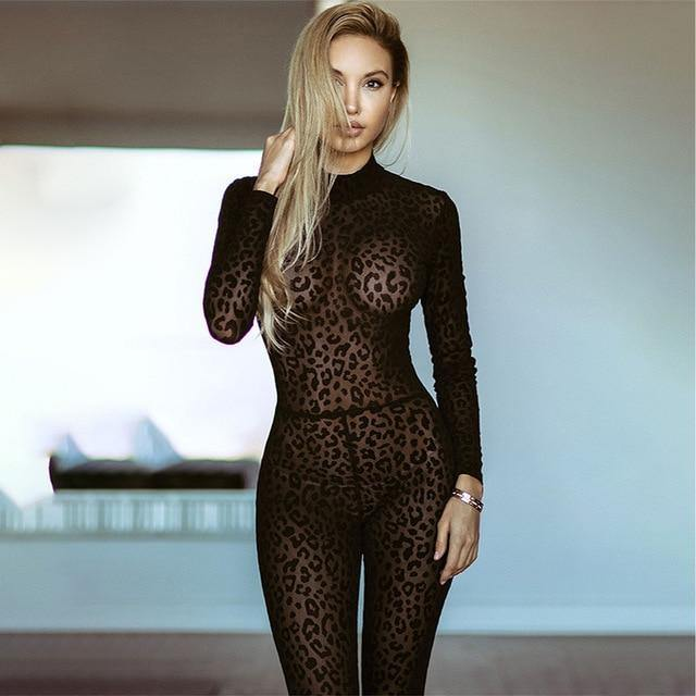 Leopard Queen Leotard