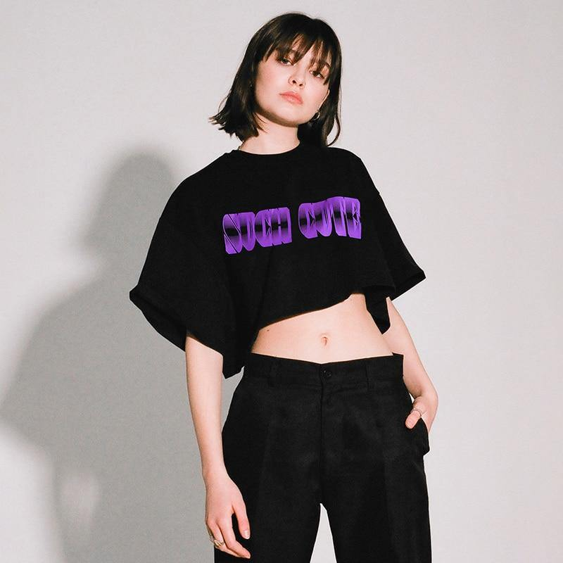 Such Cute Crop Top