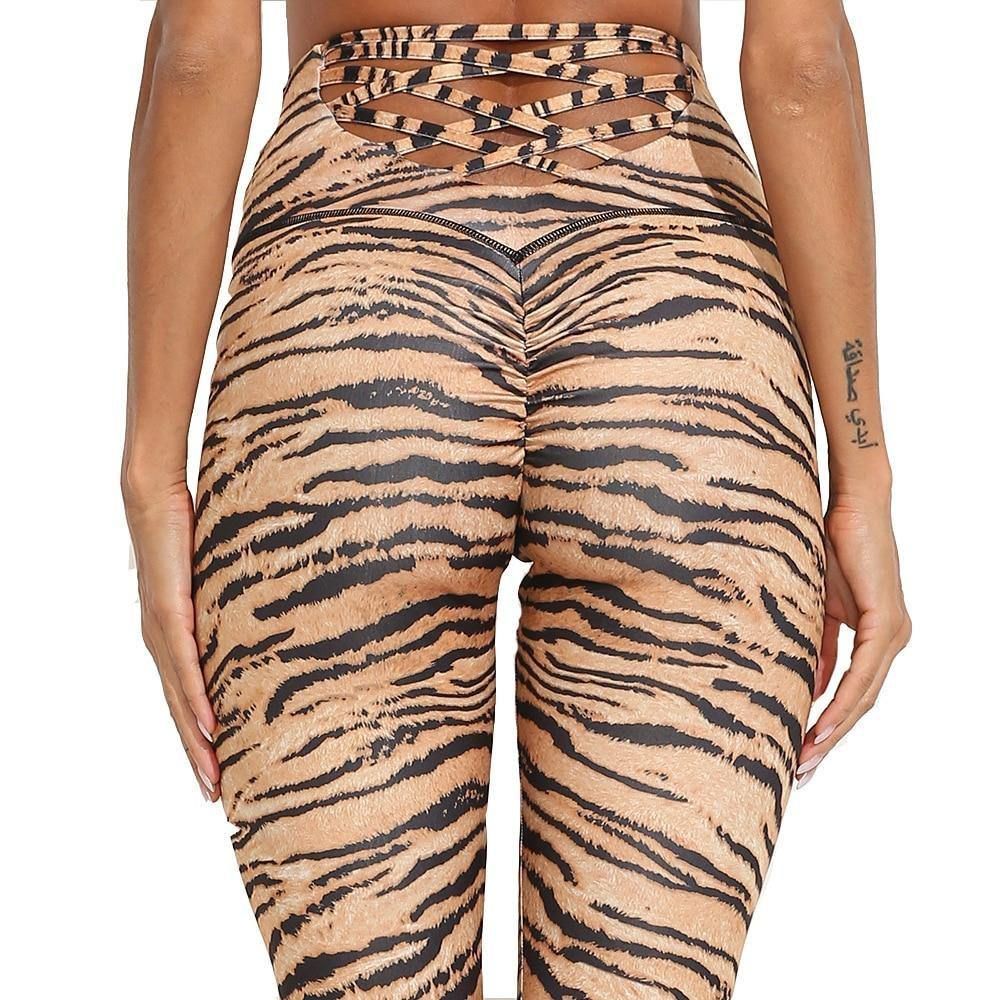 Tiger Leggings - VAVANA