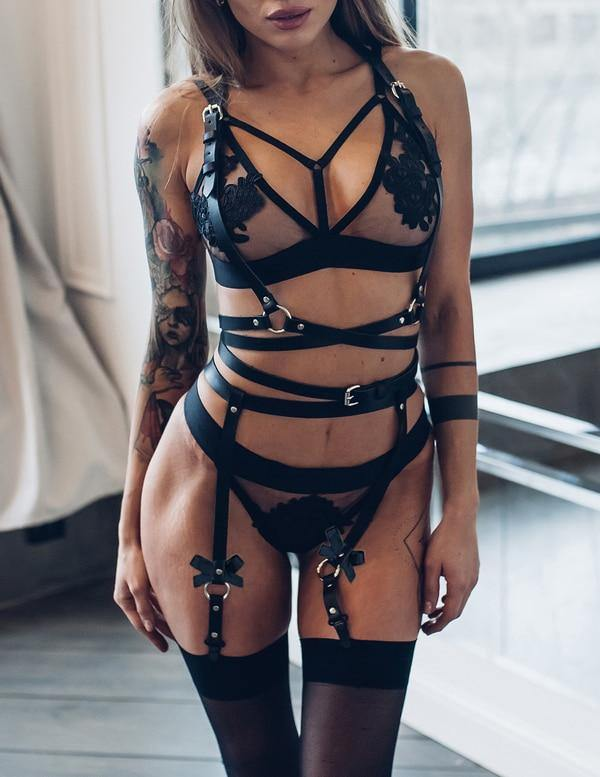 Flame Harness Set
