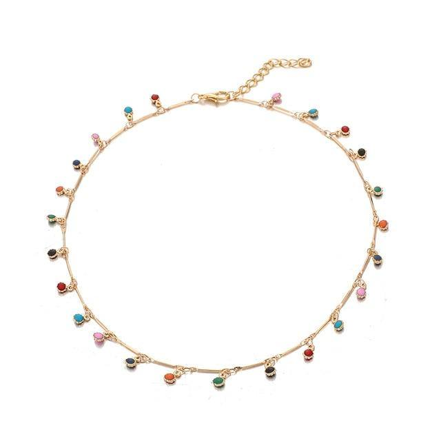 Tocona Charm Necklace