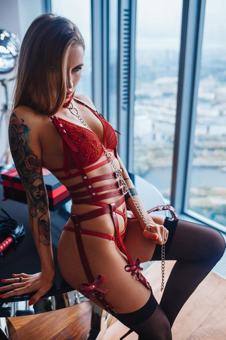 Want Me Harness Set