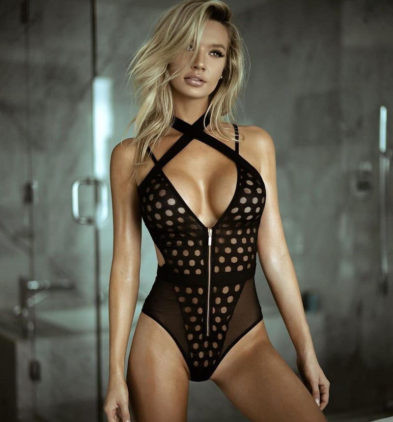 Guilty Pleasure Bodysuit - VAVANA