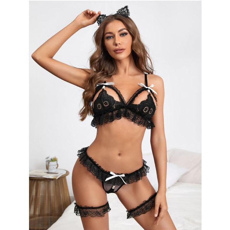 Yes Honey Lingerie Set