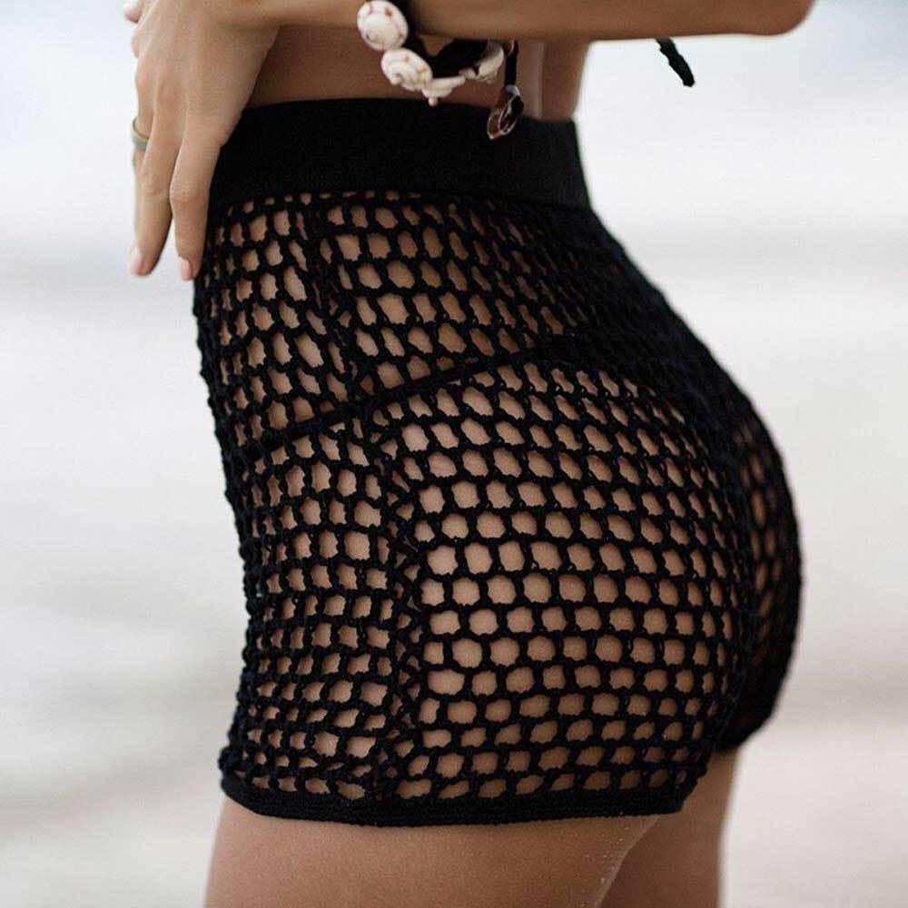 Fishnet Shorts