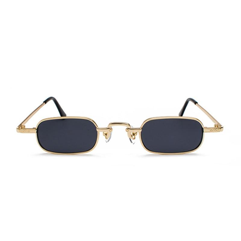 Pascal Sunglasses - Gold