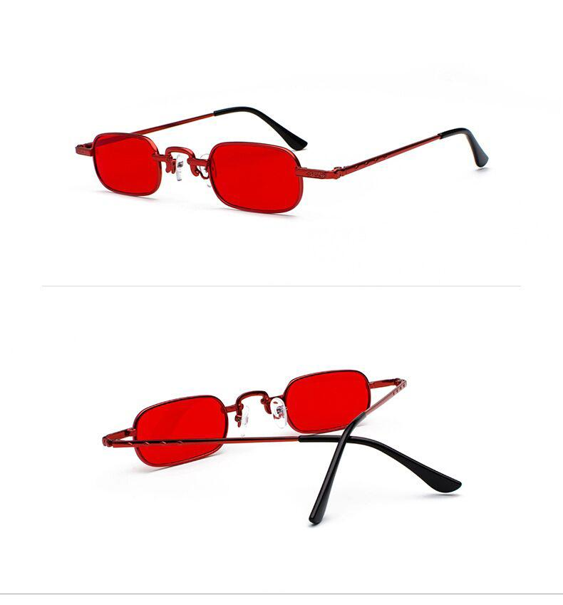 Pascal Sunglasses - Red