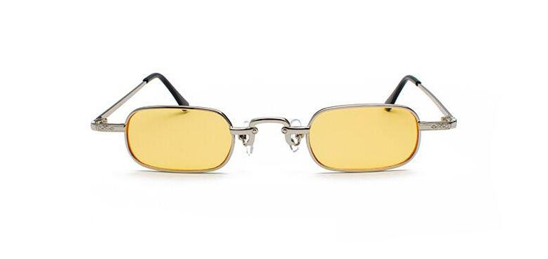 Pascal Sunglasses - Yellow