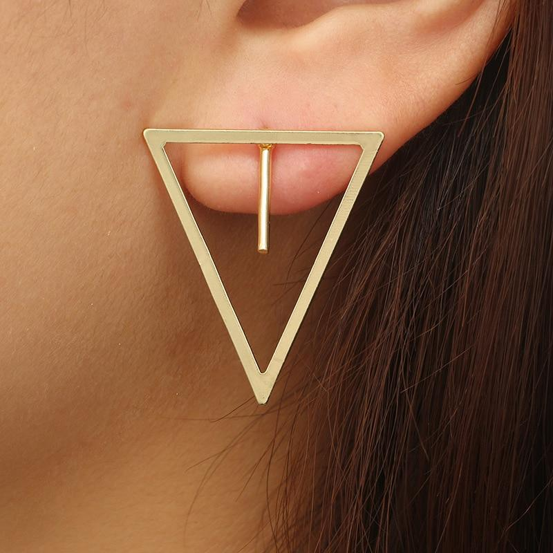 Points Earrings