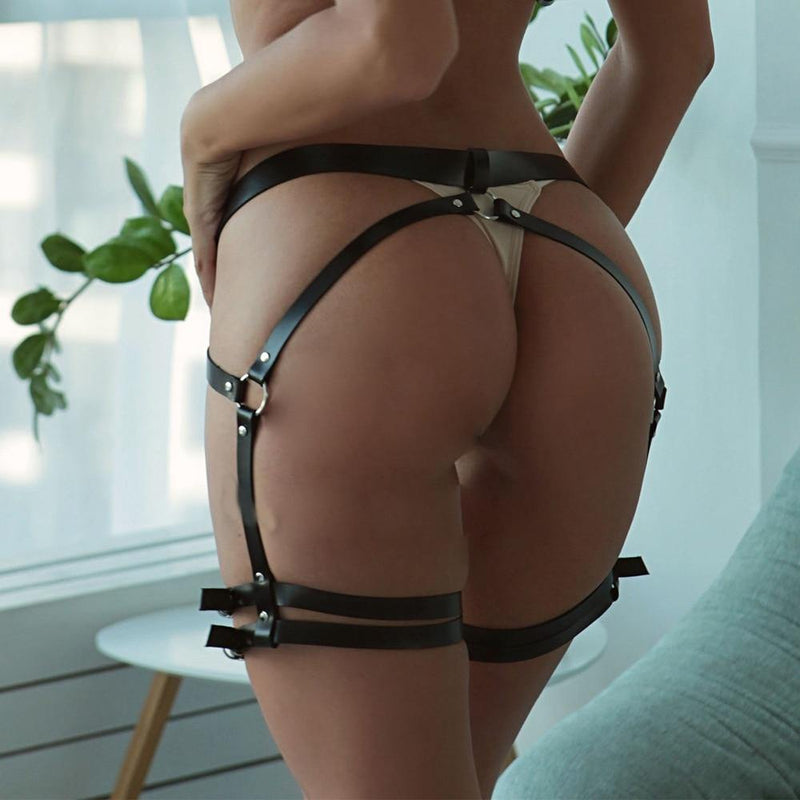 Straddle Harness