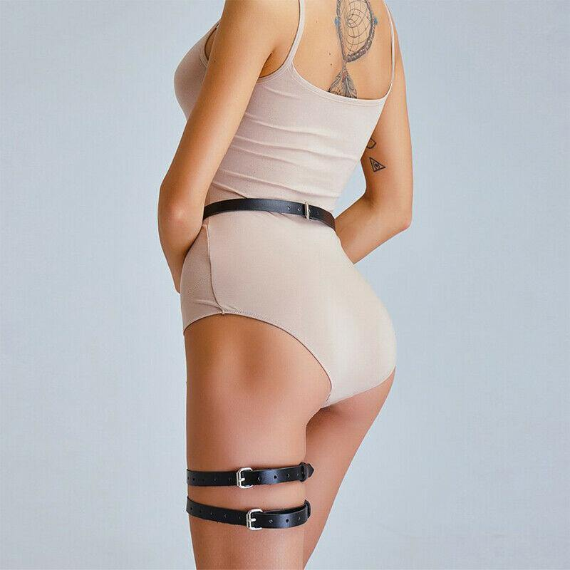 Domina Thigh Harness