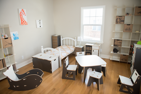 Grey Kids Furniture by Sprout