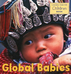 Book with Baby's Face on Cover