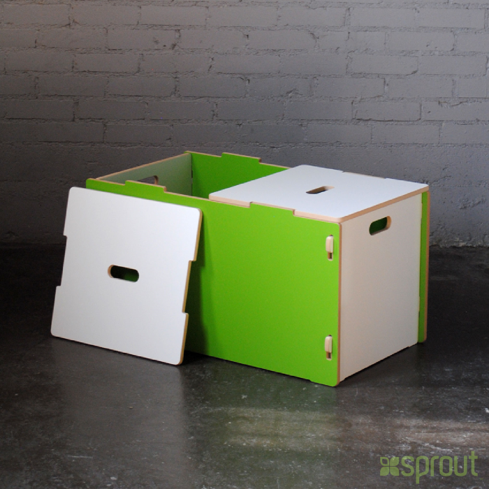 Tox Box- Green